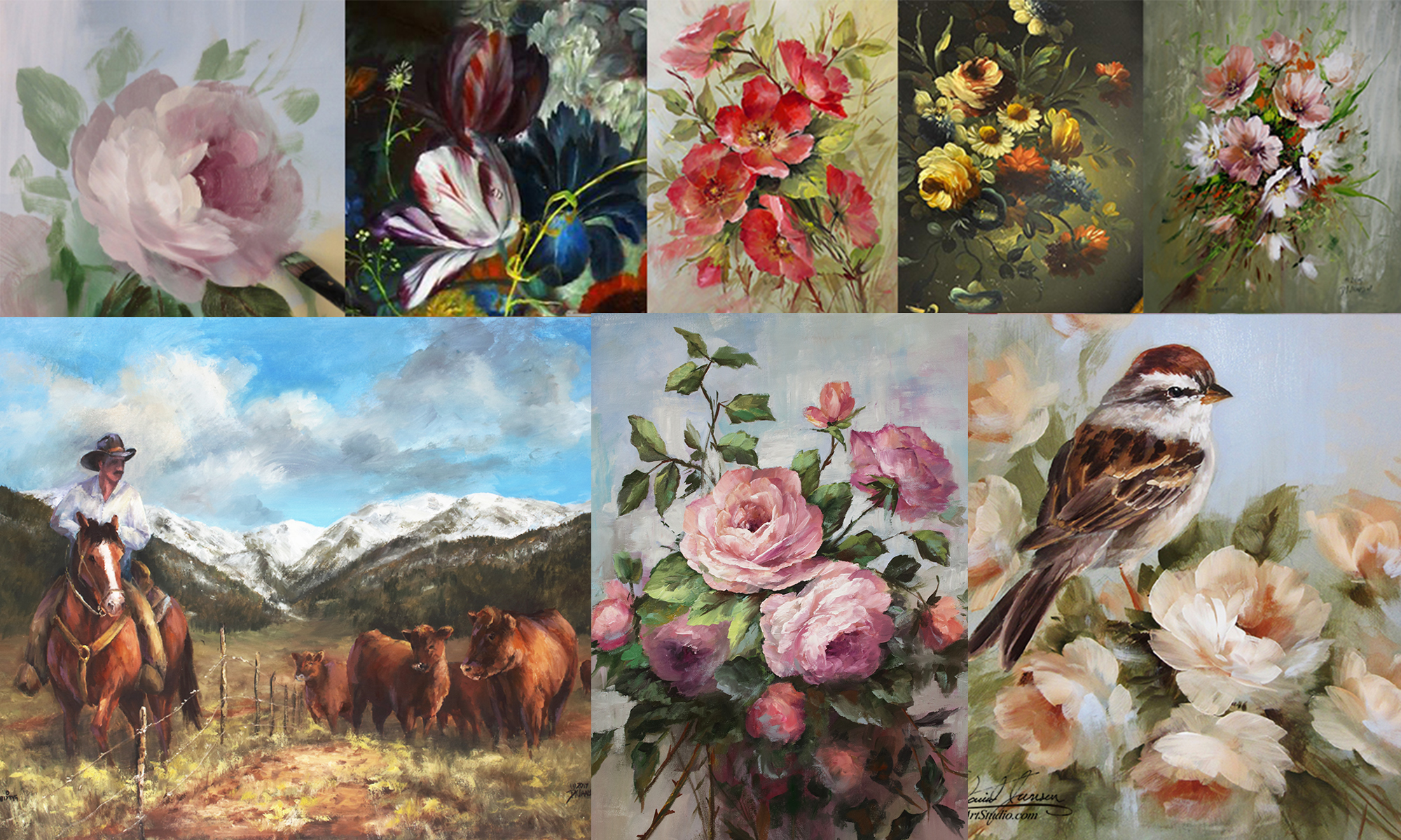 Jansen Art Studio Blog